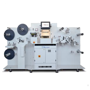 fustellatore laser etichette
